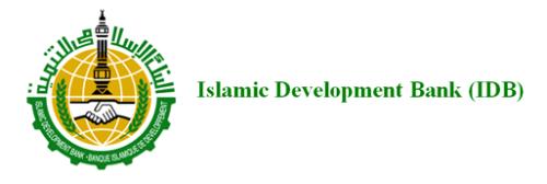 Islamic Development Bank (IDB)